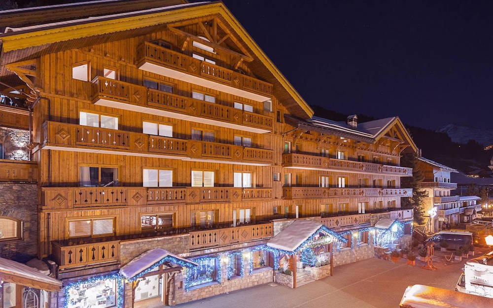 Hotel La Chaudanne - Meribel