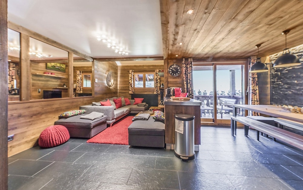Apartment Les Fermes Meribel