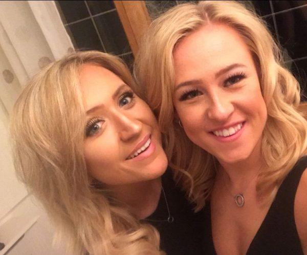 Jess and Vicky