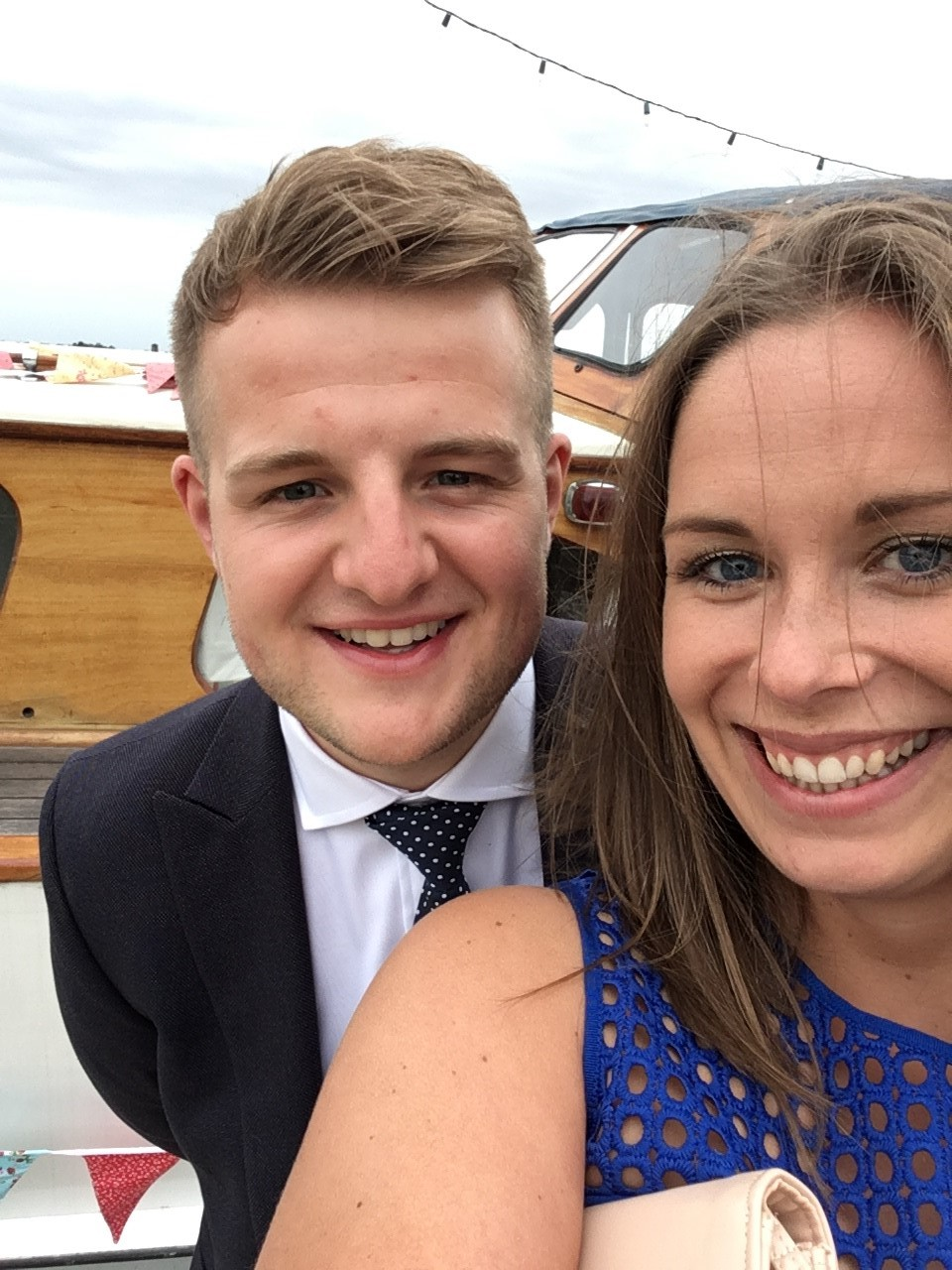 Tom and Hannah