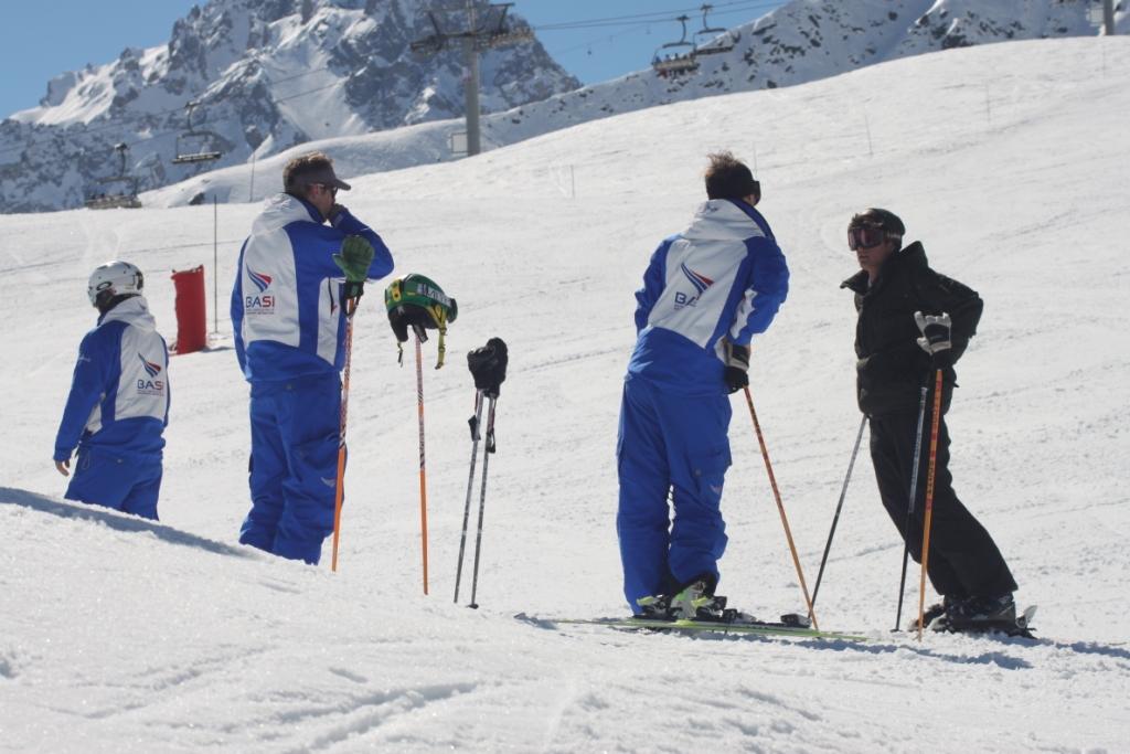 BASI Ski Instructors