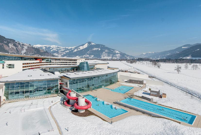 The Tauern Spa in Zell am See