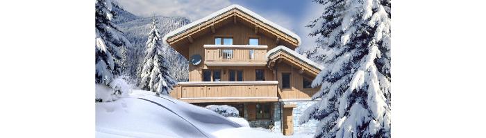 ski chalet meribel