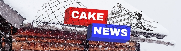 Cake news funny chalet news
