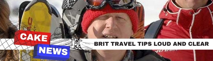 boris johnson skiing