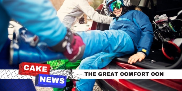 cake news sunny ski series