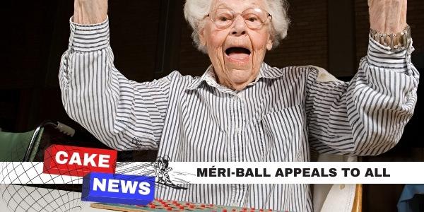 funny meribel cake news bingo