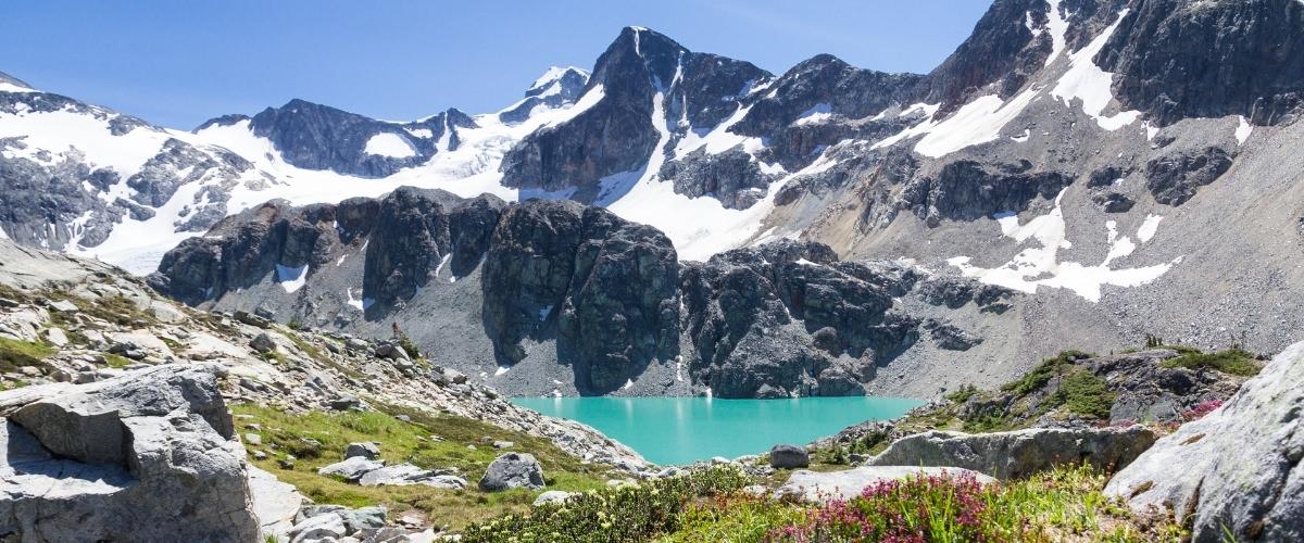 whistler summer ski